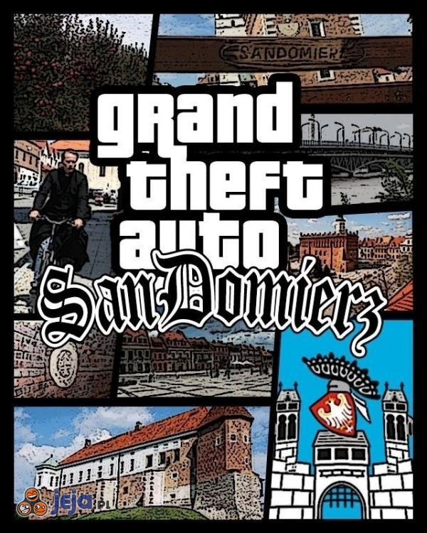 GTA: San Domierz