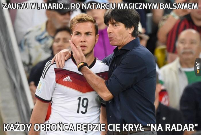 Zaufaj mi, Mario... Po natarciu magicznym balsamem