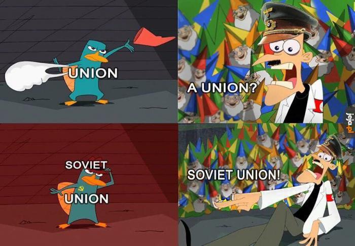 Jaka Unia?!