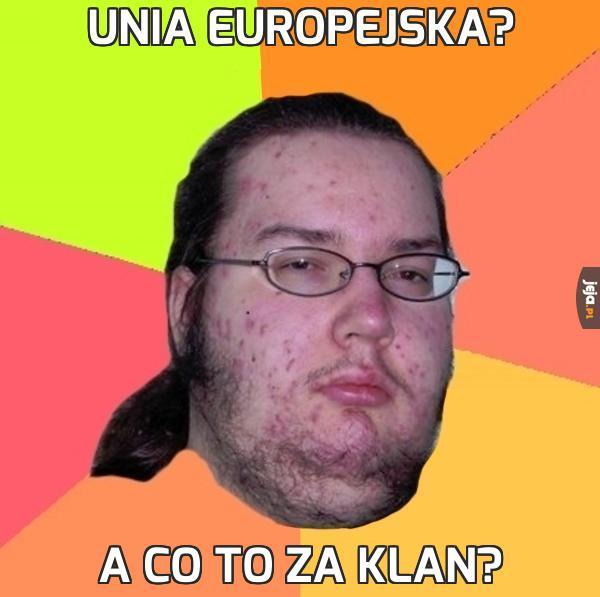 Unia Europejska?
