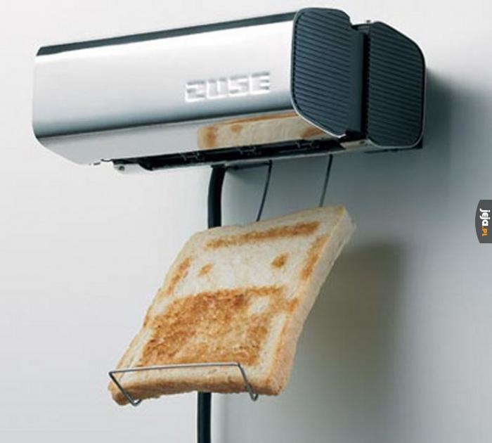 Drukowane tosty