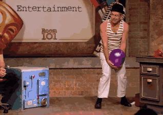 Mim z balonem