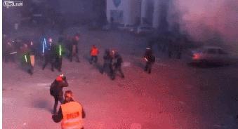 Rebelianci na Ukrainie