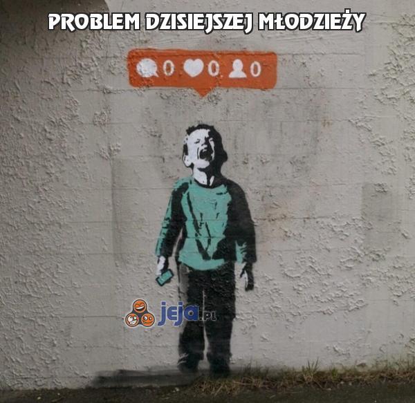 Problem dzisiejszej młodzieży