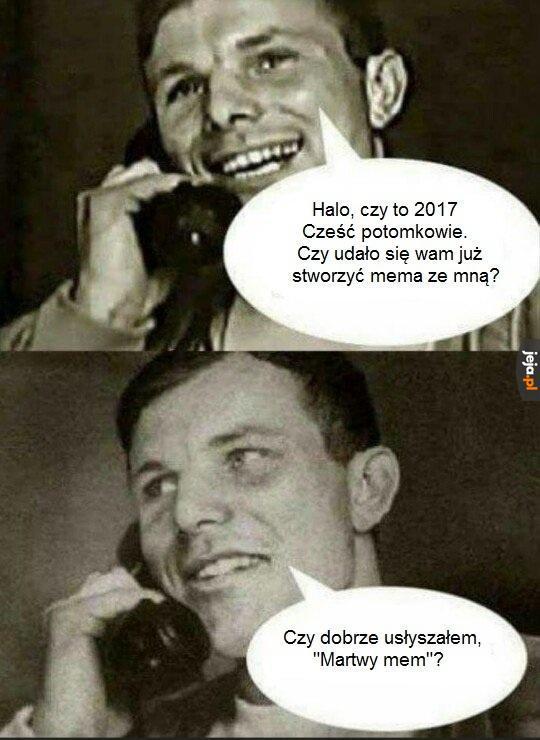 Kolejny telefon z przeszłości