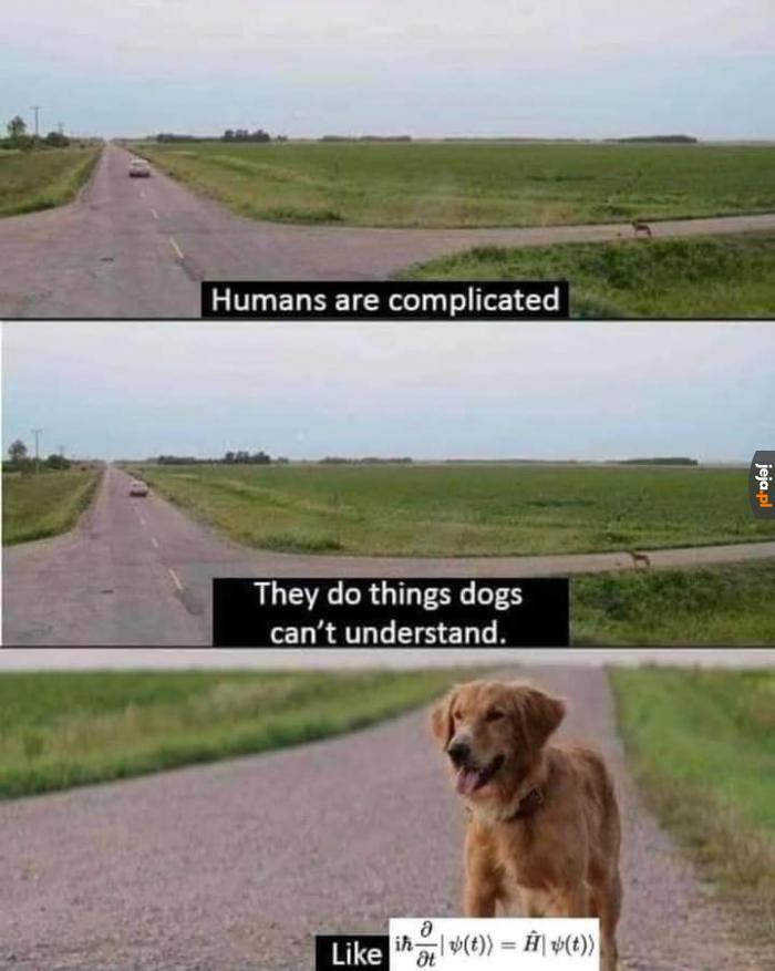 Ludzie są skomplikowani