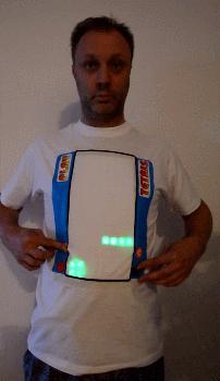 Koszulkowy tetris