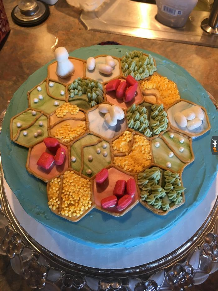 Cywilizowany tort