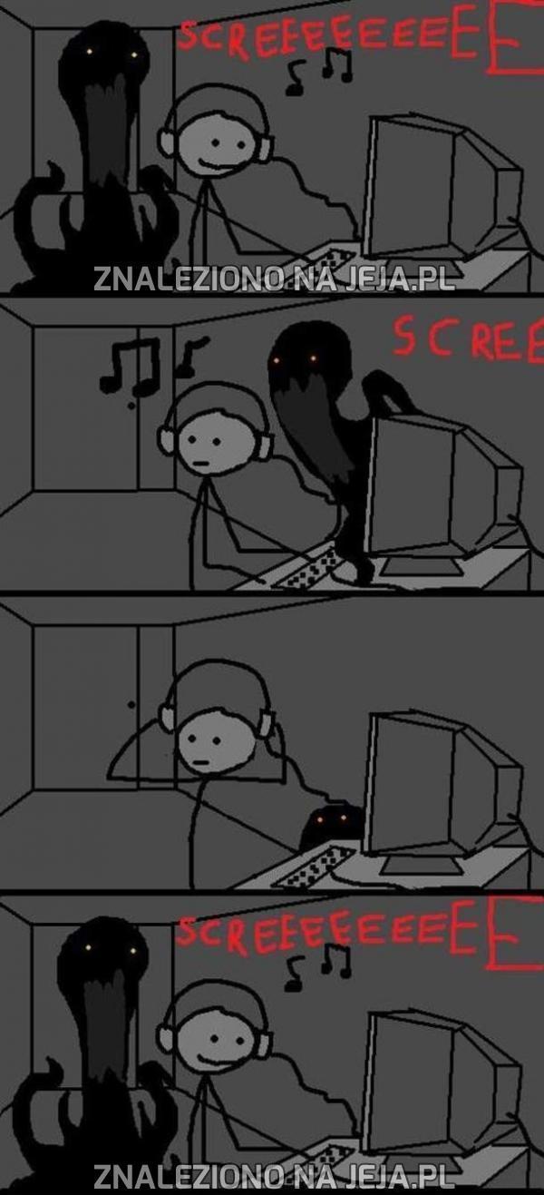 Kiedy słuchasz muzyki na słuchawkach