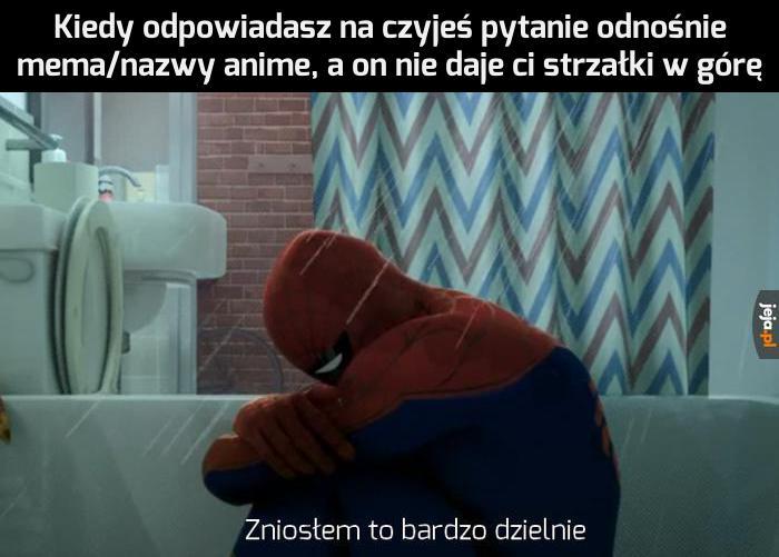 Ale bohaterowie tak robią