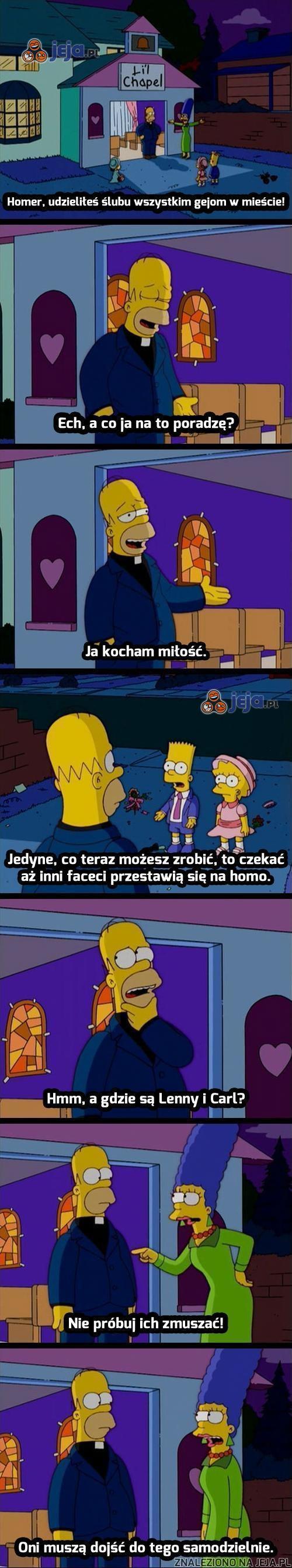 Homer nikomu nie odmawia
