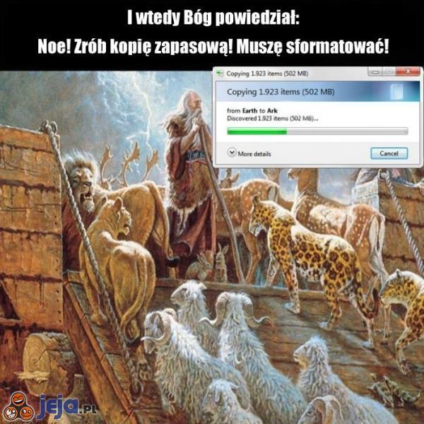 Biblia dla informatyków