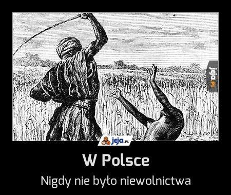 W Polsce