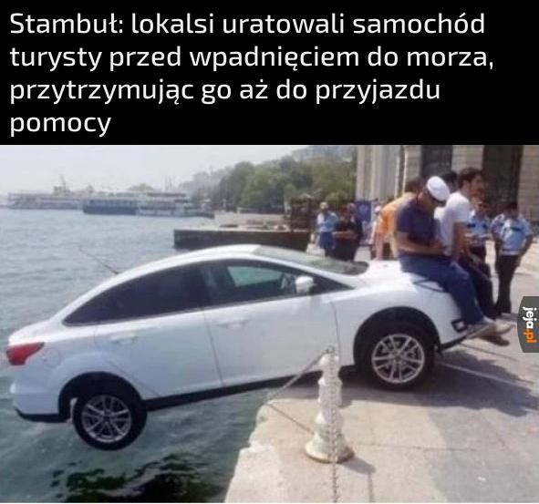 W Polsce by popchnęli