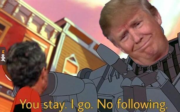 Stalowy Trump