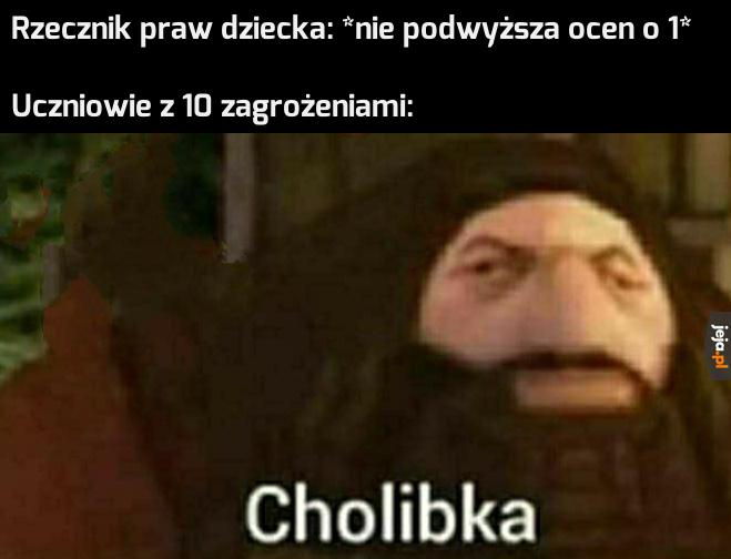 No to mamy problemik