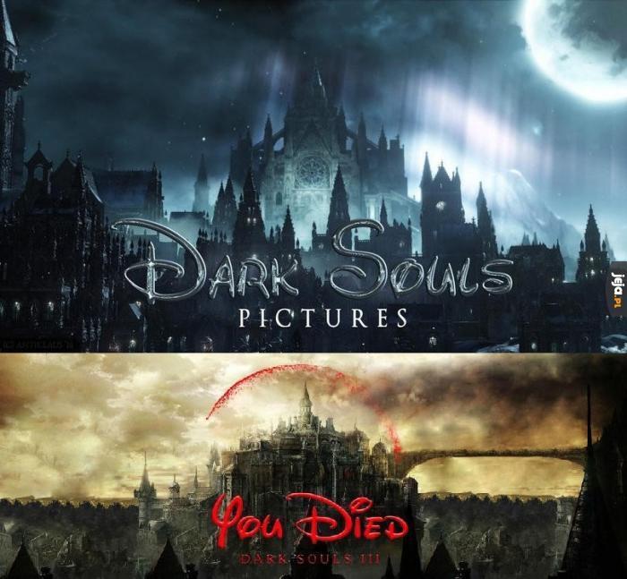 Dark Souls World