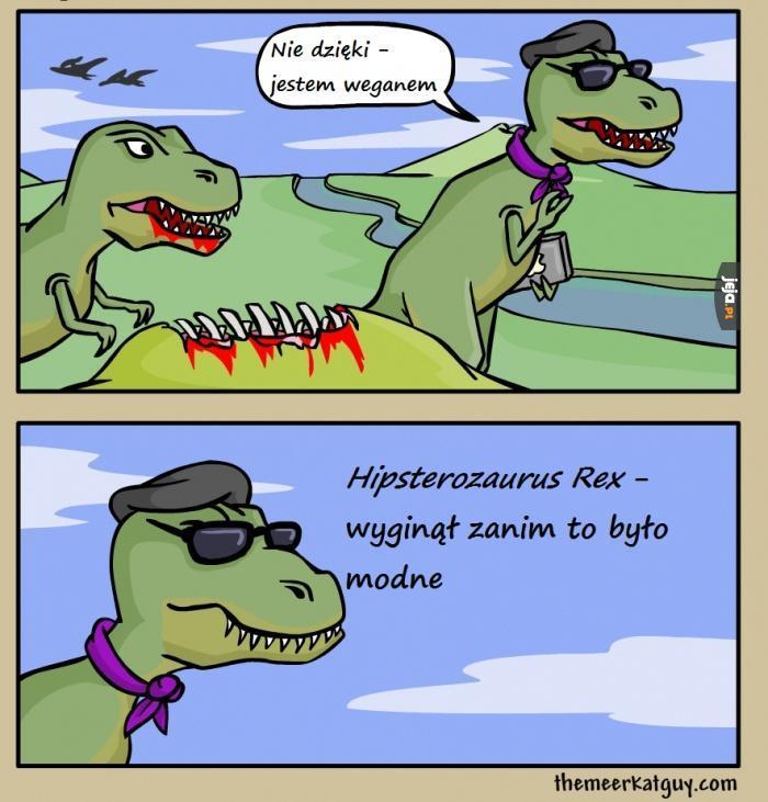 Hipster przed hipsterami
