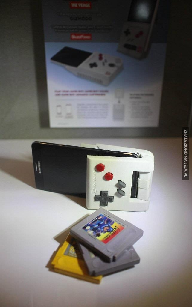 Gameboy na androidy...?