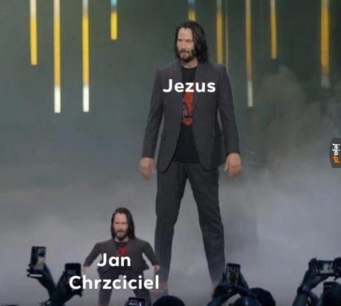 On też jest ważny