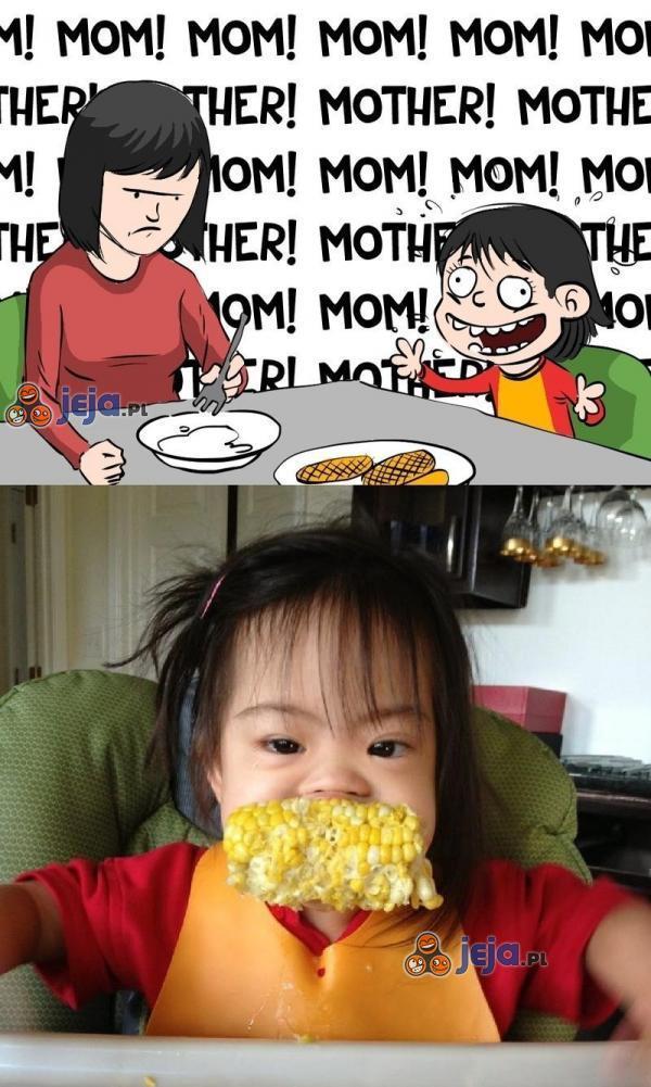 Gdy dziecko nie chce się zamknąć...