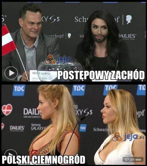 Jakoś bardziej do mnie przemawia polski Ciemnogród