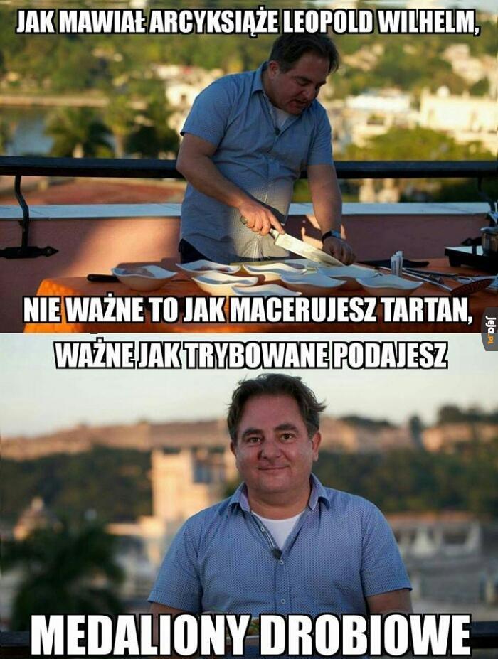 Mądrość Makłowicza