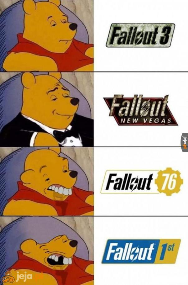 Tak to jest z tym Falloutem