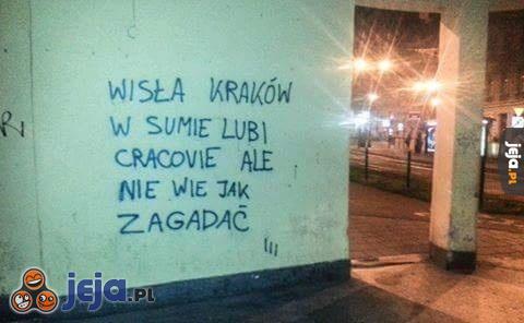 Obraza Wisły Kraków