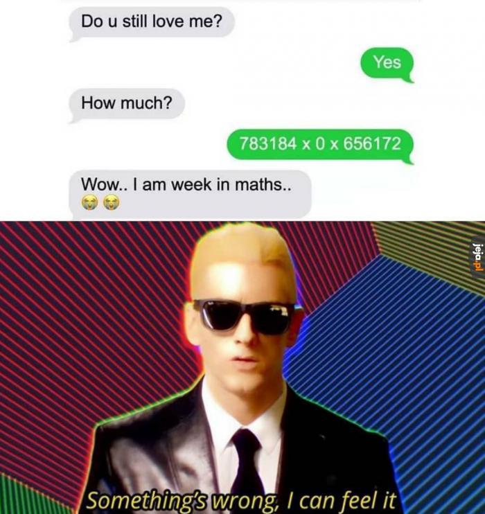 Ona jest tygodniem w matematyce