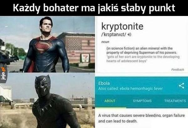 Czarny kryptonit