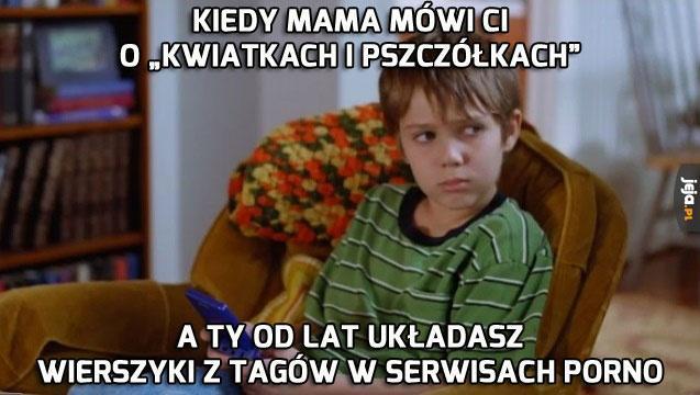Mamo, nie kompromituj się