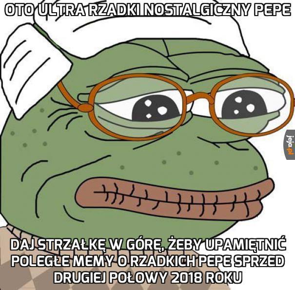 Historyczny mem smutności
