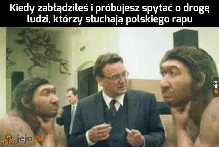 Jeśli słuchasz polskiego rapu, to chodzi o ludzi w garniturach