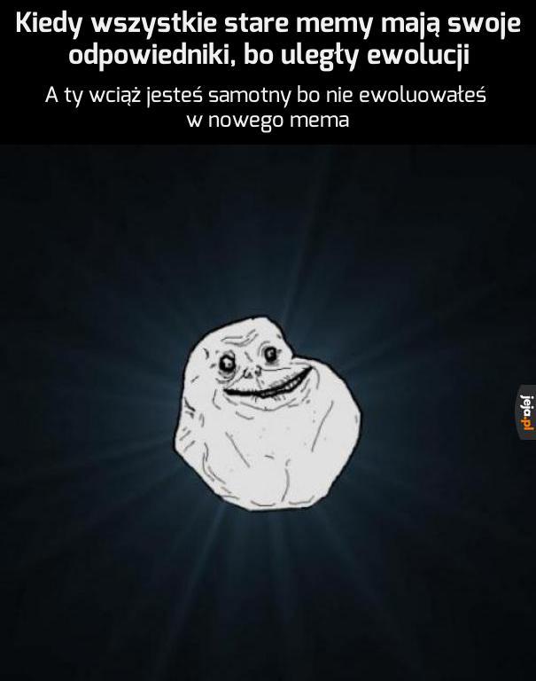 Samotny jak zawsze
