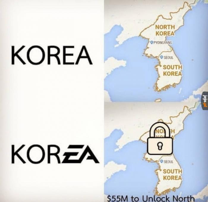 EA taka jest