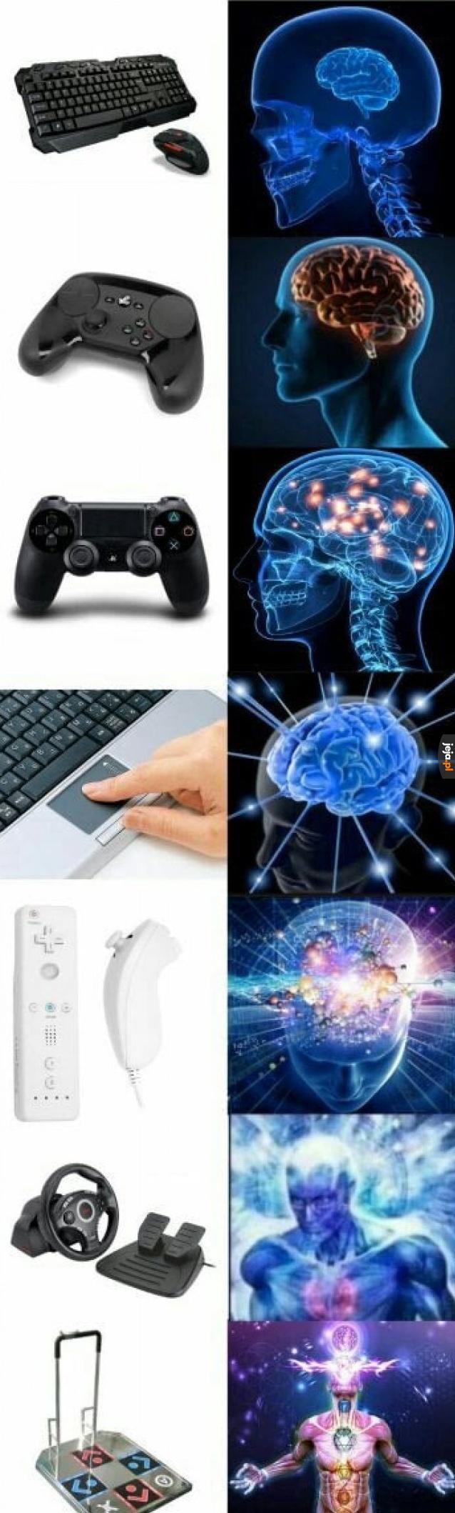 Jak grać w FPSy