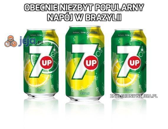 Obecnie niezbyt popularny napój w Brazylii