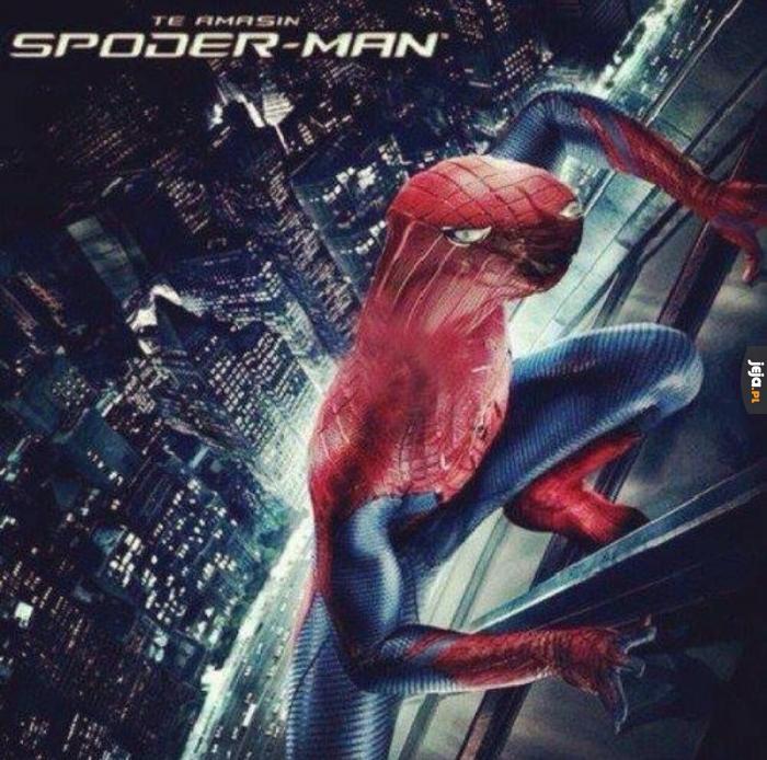 Nowy Spiderman zapowiada się wypas!