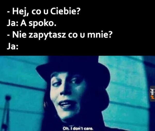 Co mnie to?