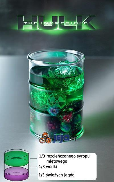 Drink, po którym wpadniesz w szał