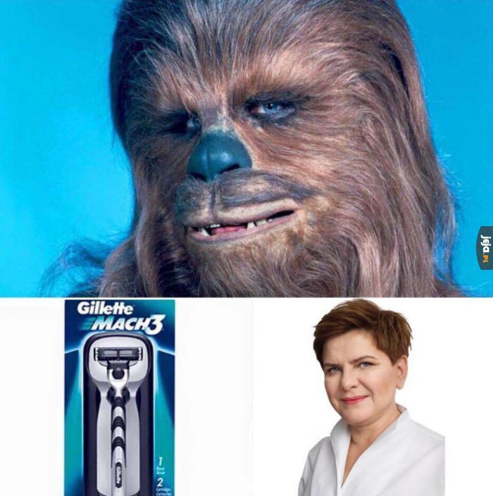 Trzeba przyznać, że jest pewne podobieństwo...