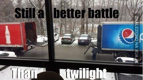 Wciąż lepsza walka niż w Zmierzchu