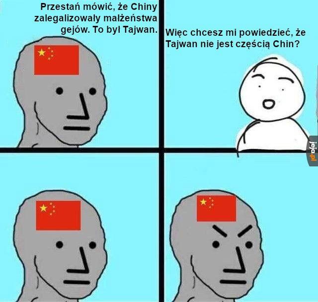 Jak zagiąć Chiny