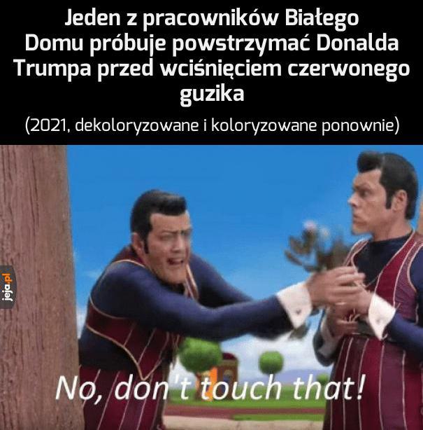 Nie rób tego!