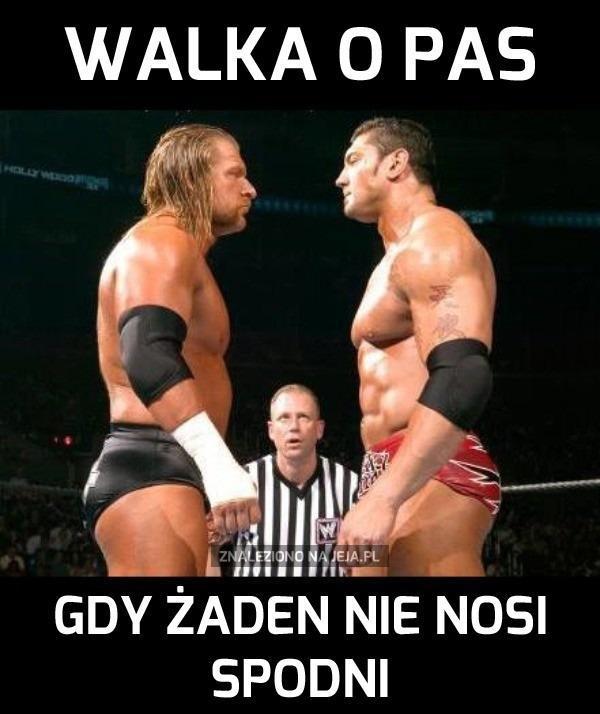 Po prostu wrestling