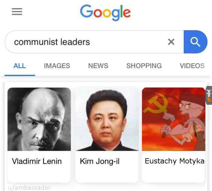 Komunistyczni przywódcy