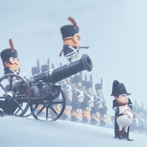 R.I.P. Napoleon