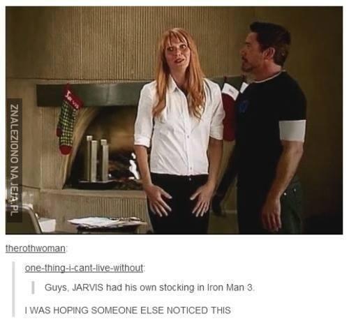 Skarpetka Jarvis'a