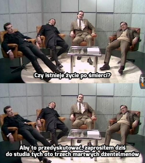 Monty Python to złoto